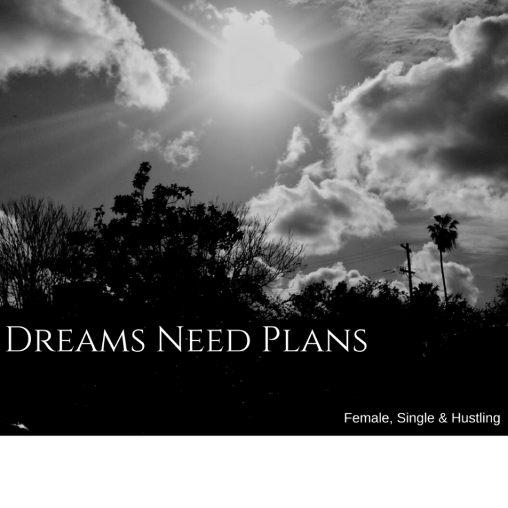 Dreams Need Plans, Too