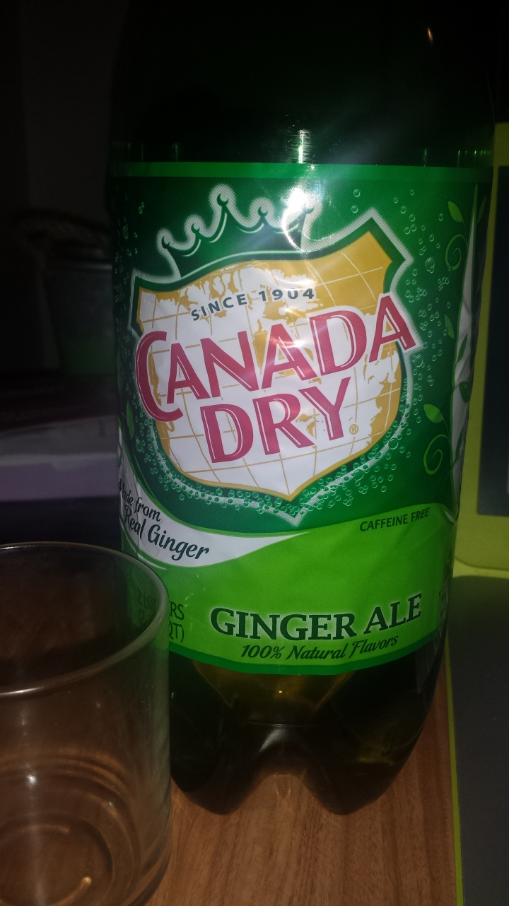 Wine Wed. Ginger Ale