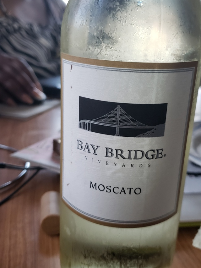 Wine Wednesday: Moscato
